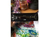 Car Radio Stereo System Sony CDX-G3100UV £60 ONO (RRP £89)