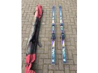 Head radial SE Ski's