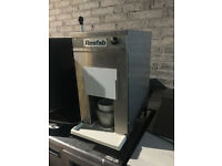 Frozen Yogurt Puck Soft Serve Resfab flavor mixing ice cream soft serve machine Matic