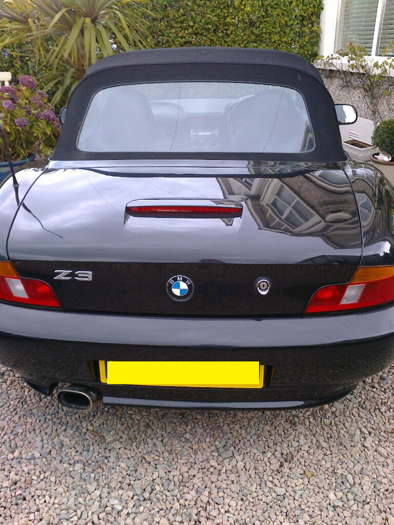 Bmw Z3 2 Door Convertible Soft Top Wide Bodied Model In Donaghadee County Down Gumtree