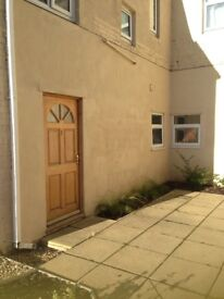ONE BEDROOM GFF IN QUIET BLOCK WITH SEPARATE ENTRANCE AT REAR OF PROPERTY