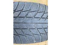 Winter Tyres - Bridgestone Run Flats 225 50 18