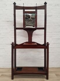 Vintage Hall Stand (DELIVERY AVAILABLE FOR THIS ITEM OF FURNITURE)