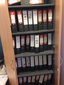 office filing cupboards