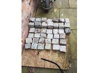 Granite sets / blocks