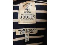 Joules Coast French Navy Waterproof Jacket