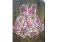 LADIES MISS GUIDED PLAYSUIT