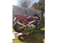 Yamaha yzf 600 thundercat. Low milage. Very good condition for year.