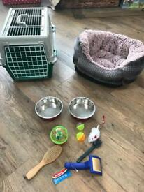 REDUCED Cat/Dog Pet Starter Bundle