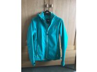 North Face Ladies Waterproof Walking Jacket. Size Small. Green. Never worn.