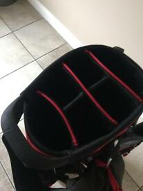 Superb Taylormade stand bag as new