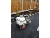 120 litre power washer 200 psi very powerfull