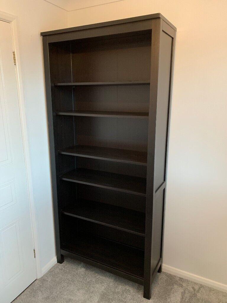pretty nice 86929 9c3fb IKEA Tall Black Free-Standing Shelving Unit | in Kidsgrove, Staffordshire |  Gumtree