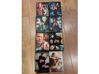joblot dvd boxsets 24, The OC, trueblood
