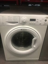 7KG WHITE HOTPOINT WASHING MACHINE
