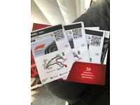 Belgium Grand Prix F1 tickets weekend general admission