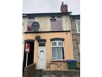 Tidy 3 bedroom property to rent with garden