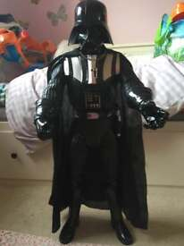 Darth Vader figure 77cm tall