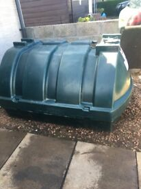 heating oil tank 1200 litres