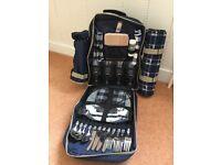 Henley Picnic Backpack -Unused -Unwanted Gift