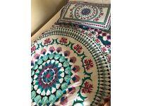 Duvet + Pillow + set of bedding