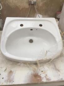 Sink & Cistern