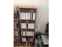 Ps2 slim plus 60 games