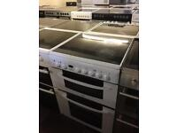 INDESIT 40CM ELECTRIC COOKER WITH GENUINE GUARANTEE 🌎🌎