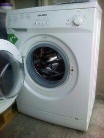 BUSH Washing Machine.