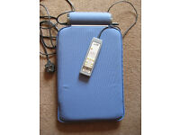 Cyclo-massagTherapy Massage Pad - electric motor on a massge pad to ease muscle and joint pain