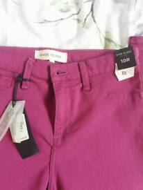 River Island Molly Jeggings size 10
