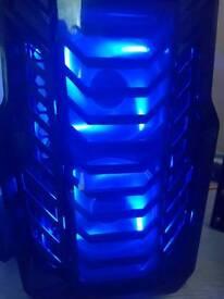 Corsair 120mm blue LED fans