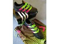 Adidas ace 16.1 FG football boots RRP £150 size 10