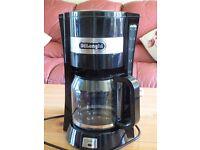 DELONGHI ICM15210 Coffee Maker - Black