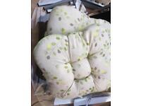 5 chair cushions
