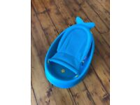 Skip hop moby 3 stage baby bath