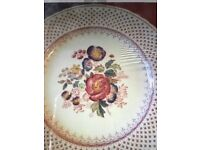 Paynsley Franciscan side plate