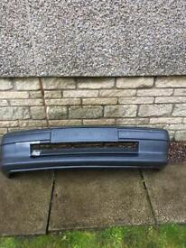 Vauxhall nova Gsi Front bumper