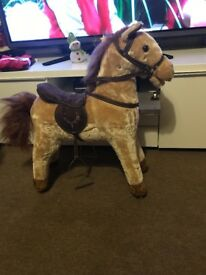 Brand new rocking horse