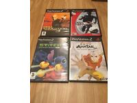 PlayStation 2 Games * some now sold *