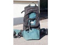 Macpac Vamoose Child Carrier Backpack