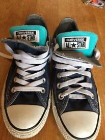 Converse size 5