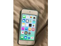 ipod touch 5th generation 32gb blue in very good condition may swap