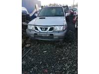 Nissan terrano for breaking