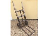Vintage GPO Sack Barrow, Very Sturdy, For Use Or Display