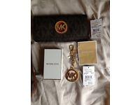 Mk bag purse Keyring