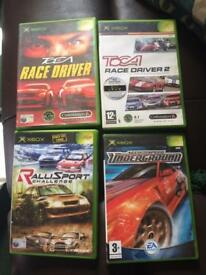 For sale 9 x box games