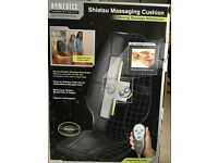Homedics Therapist Shiatsu Massaging Cushion this is a real bargain cost £75