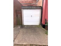 A single garage is available TO LET on The Parkway, Off Colchester Road LE5 2BB