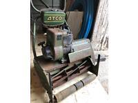 Atco B17 cylinder petrol lawn mower